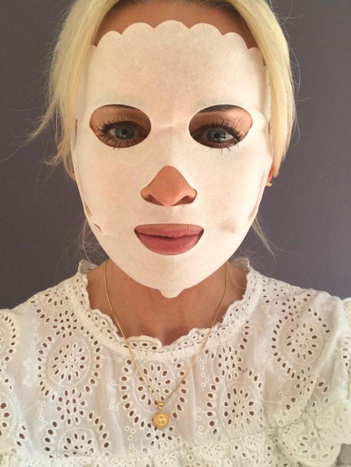 Swiss Clinic, Skin Reactive Treatment, microneedle,Face Dry Mask, Skin Roller, hudpleje, antiage, store porer, urenheder