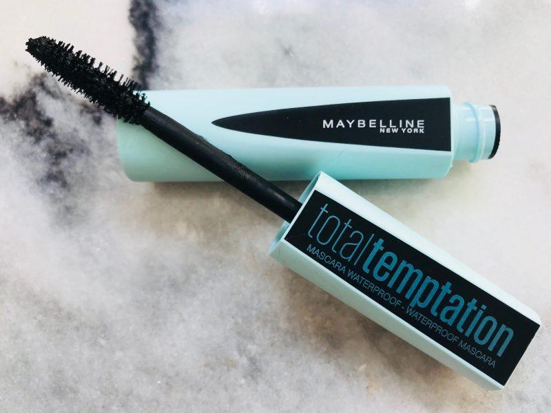 Vandfast mascara, test, Maybelline, L'Oréal Paris, vipper, øjne