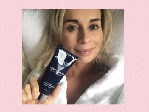 Ny natcreme med Vitamin A til sart hud