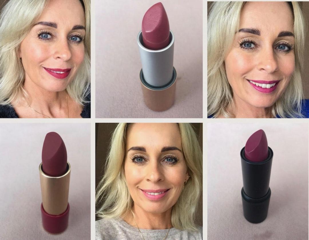 Læbestifter, efterår, nye, favorit, læber