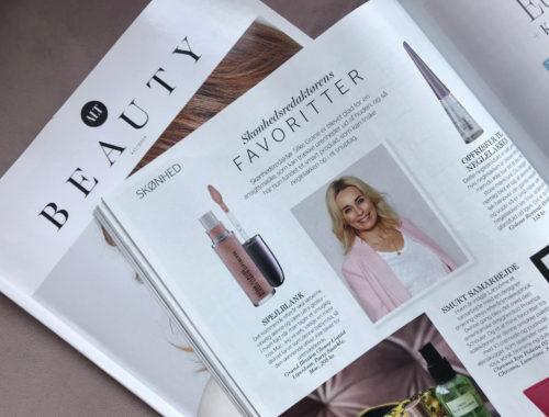 Skønhedsredaktør, blogger, job, selvstændig, ALT for damerne