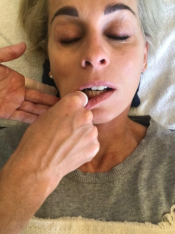 ALT behandling, Eva Borrit, ansigtsbehandling, rynker
