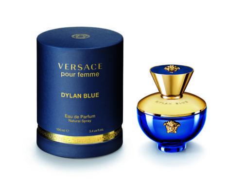 Versace, Dylan Blue, eau de parfium, konkurrence, julekalender