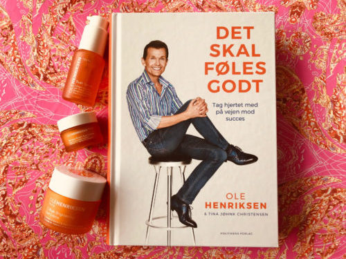 Tæt på Ole Henriksen