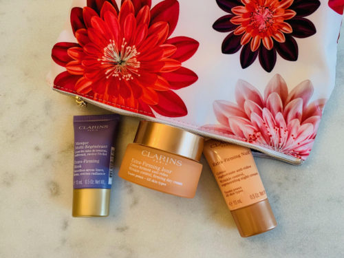 Clarins, Extra-Firming Collection, hudpleje, anti-age