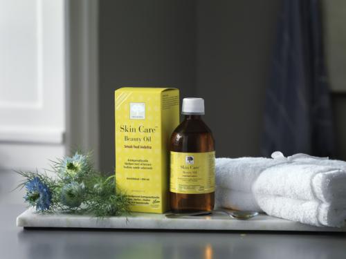 Beauty Oil, New Nordic, kosttilskud, konkurrence