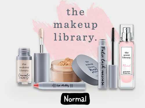 6. Makeup og duft fra the makeup library