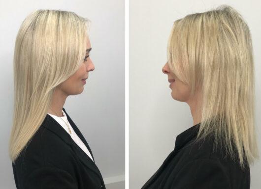 extensions, Nordic Hair Concept, fylde, udgroning, hår, Hairtalk