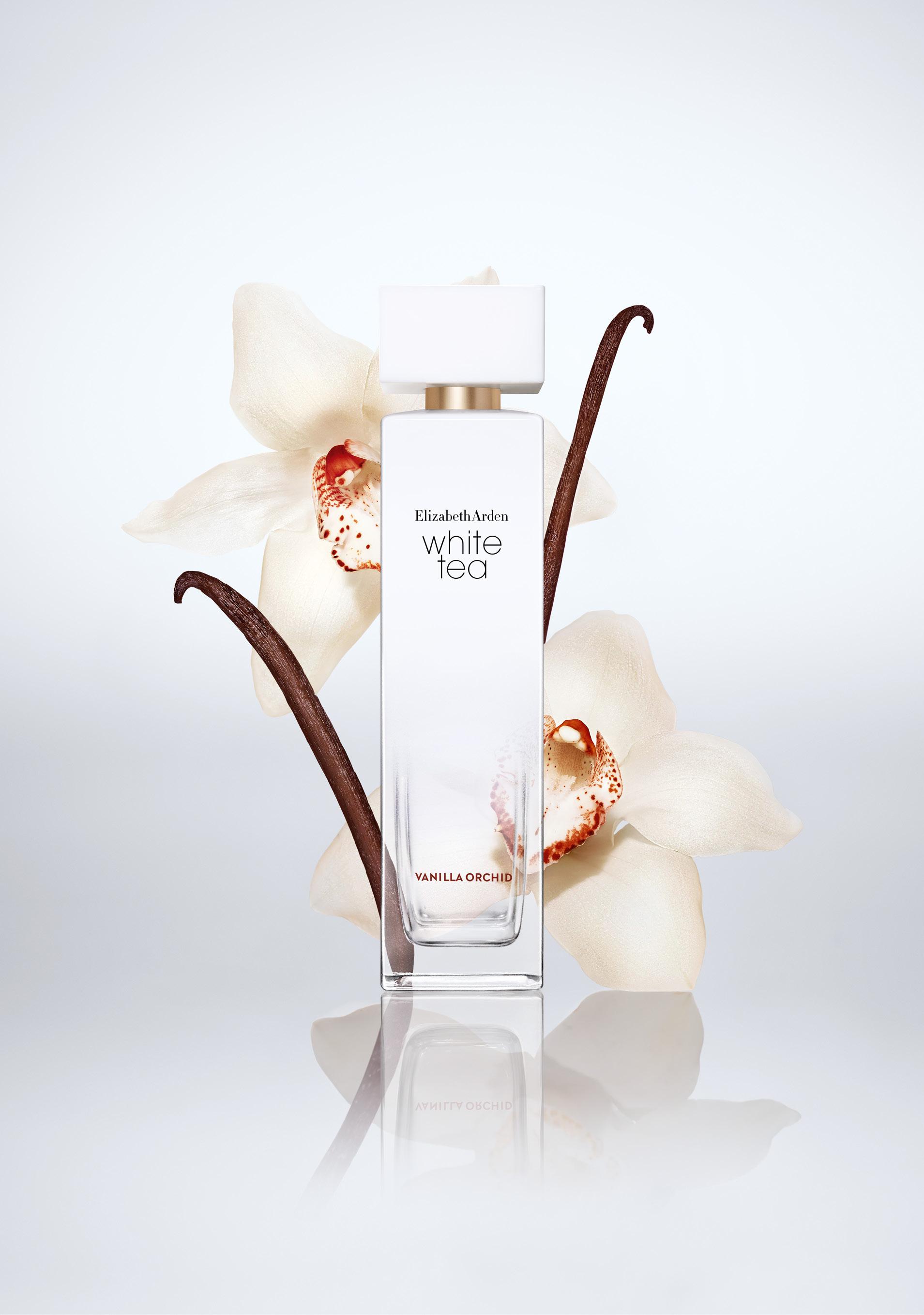 Elizabeth Arden, White Tea, parfumer, Reese Witherspoon, konkurrence Arden, White Tea, parfumer, konkurrence