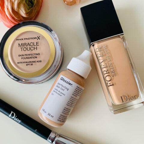 3 nye foundations, som tryller huden flottere
