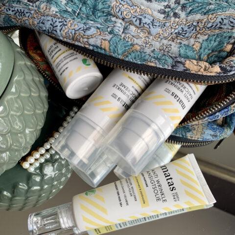 Anti Wrinkle hudpleje til 35+ år