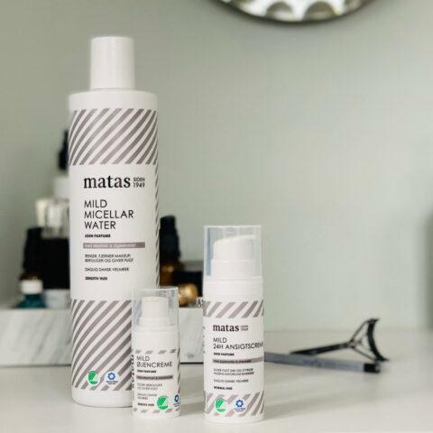 Allergivenlig hudpleje til sensitiv hud