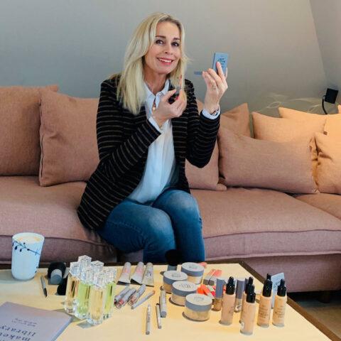 VIND en makeover – og få en lækker goodiebag fra The Makeup Library