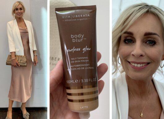 Vita Liberata, Body Blur Sunless, kropsmakeup, Danish Beauty Award, selvbruner,
