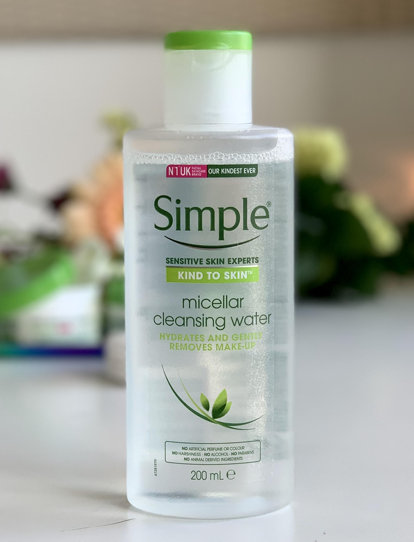 Sensitiv hud, Simple Skincare, tips, hudpleje