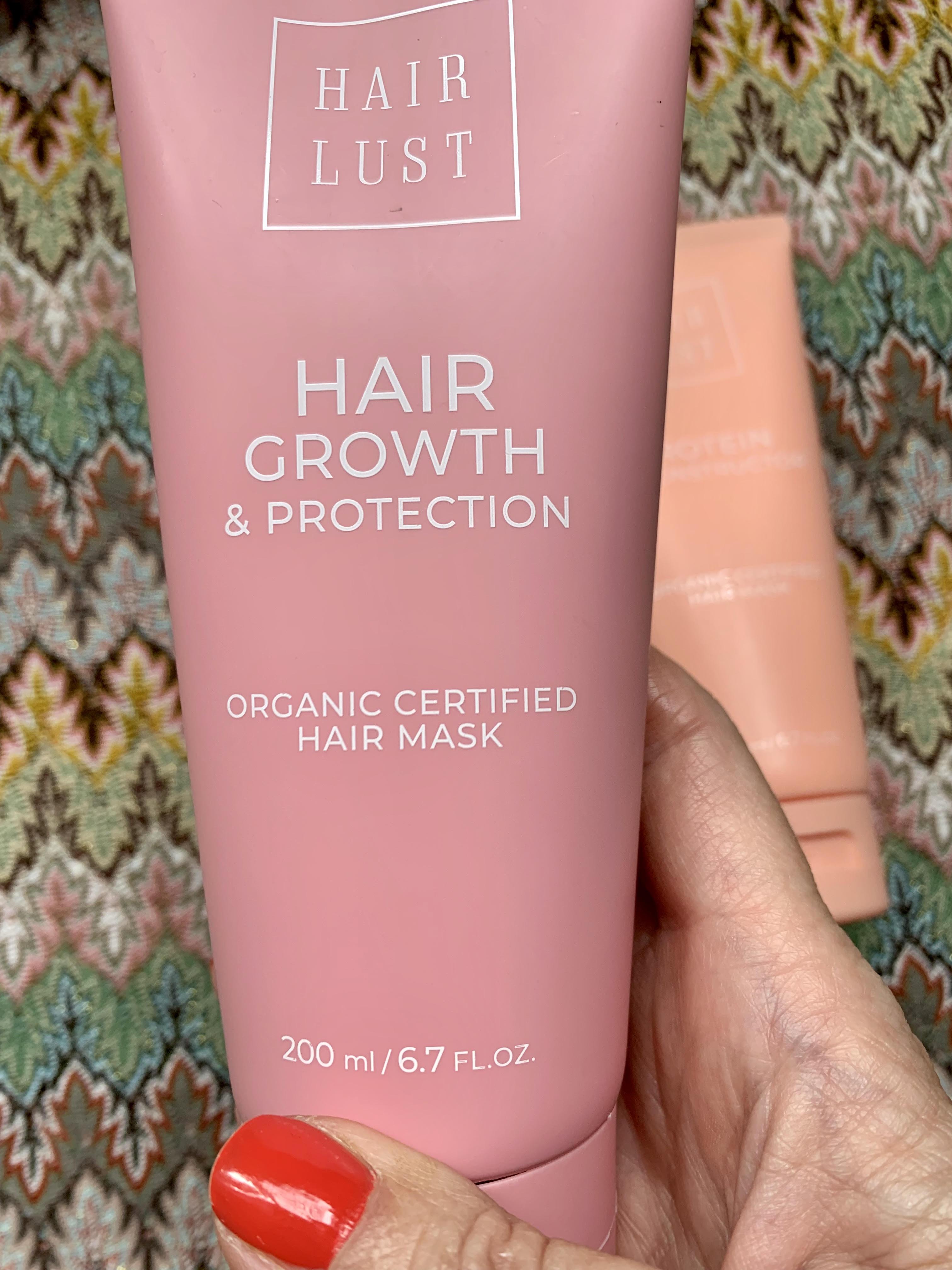Slidt, lyst, hårpleje, favoritter, Hairlust, Elvital,