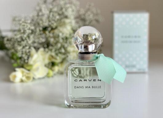Carven, parfume, konkurrence, Dans Ma Bulle, designerduft, nyhed