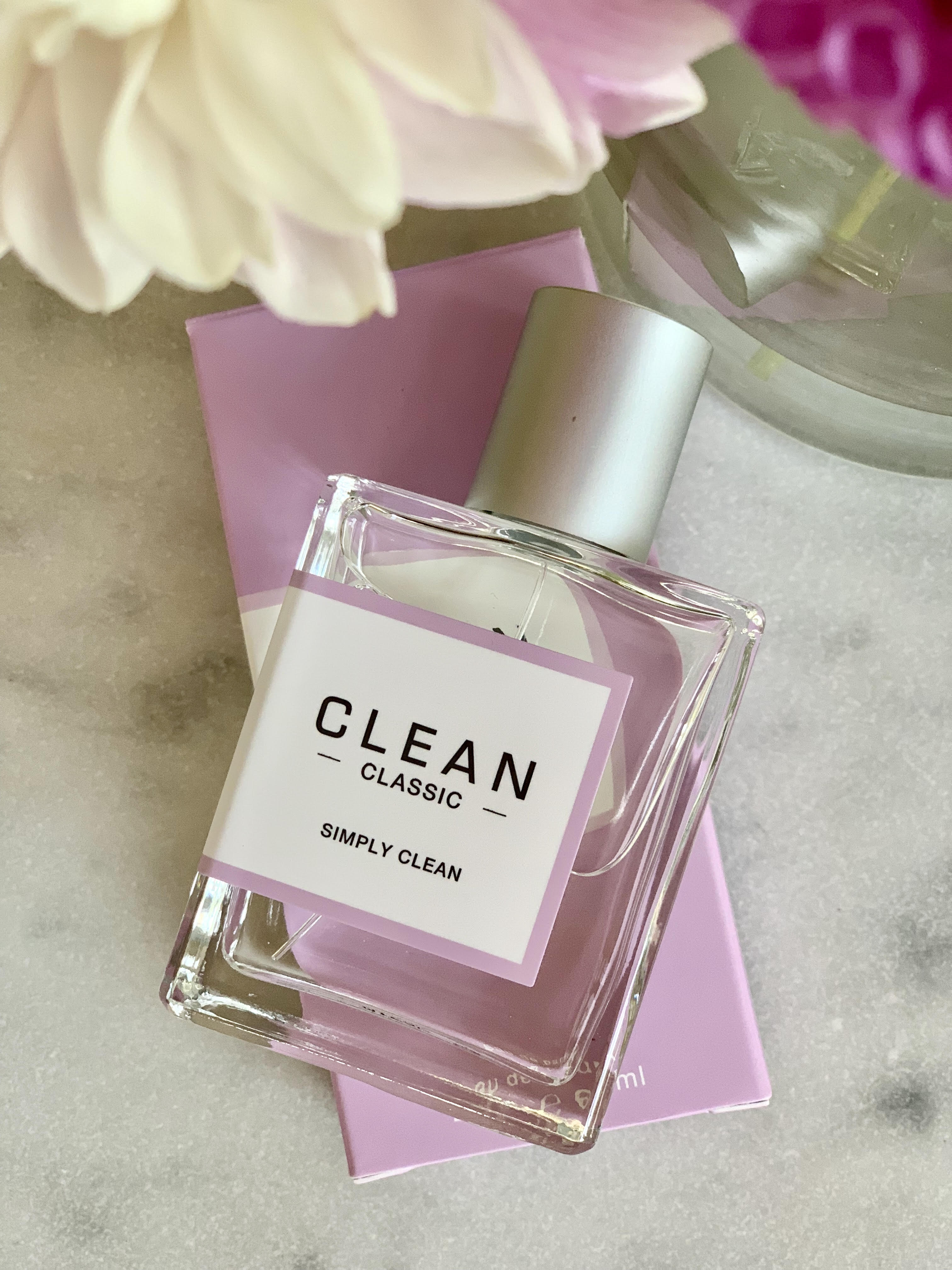 Simply Clean, Clean, parfume, konkurrence, duft,