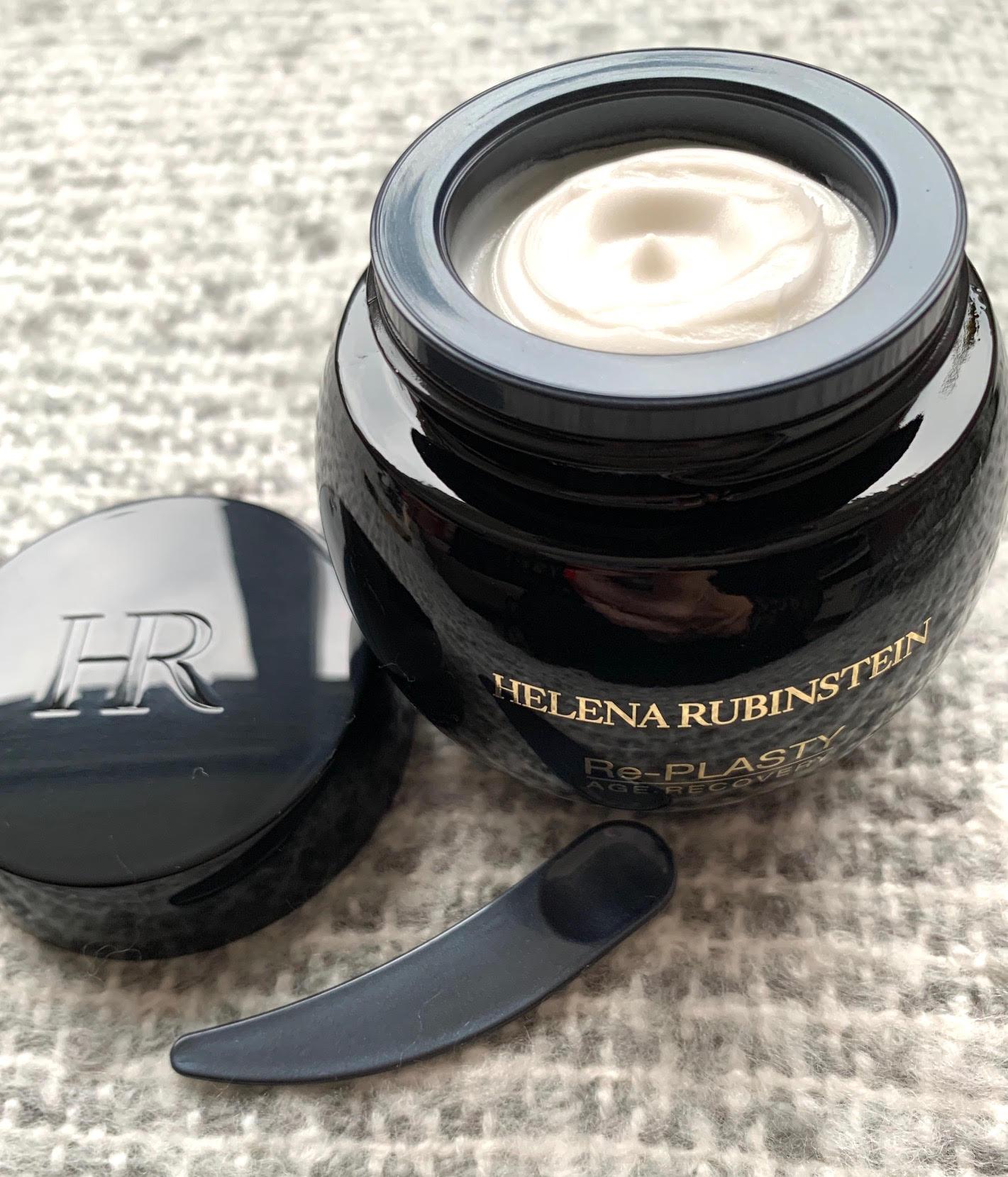 Helena Rubinstein, serum, favoritter, natcreme, mascara, concealer, eye pads