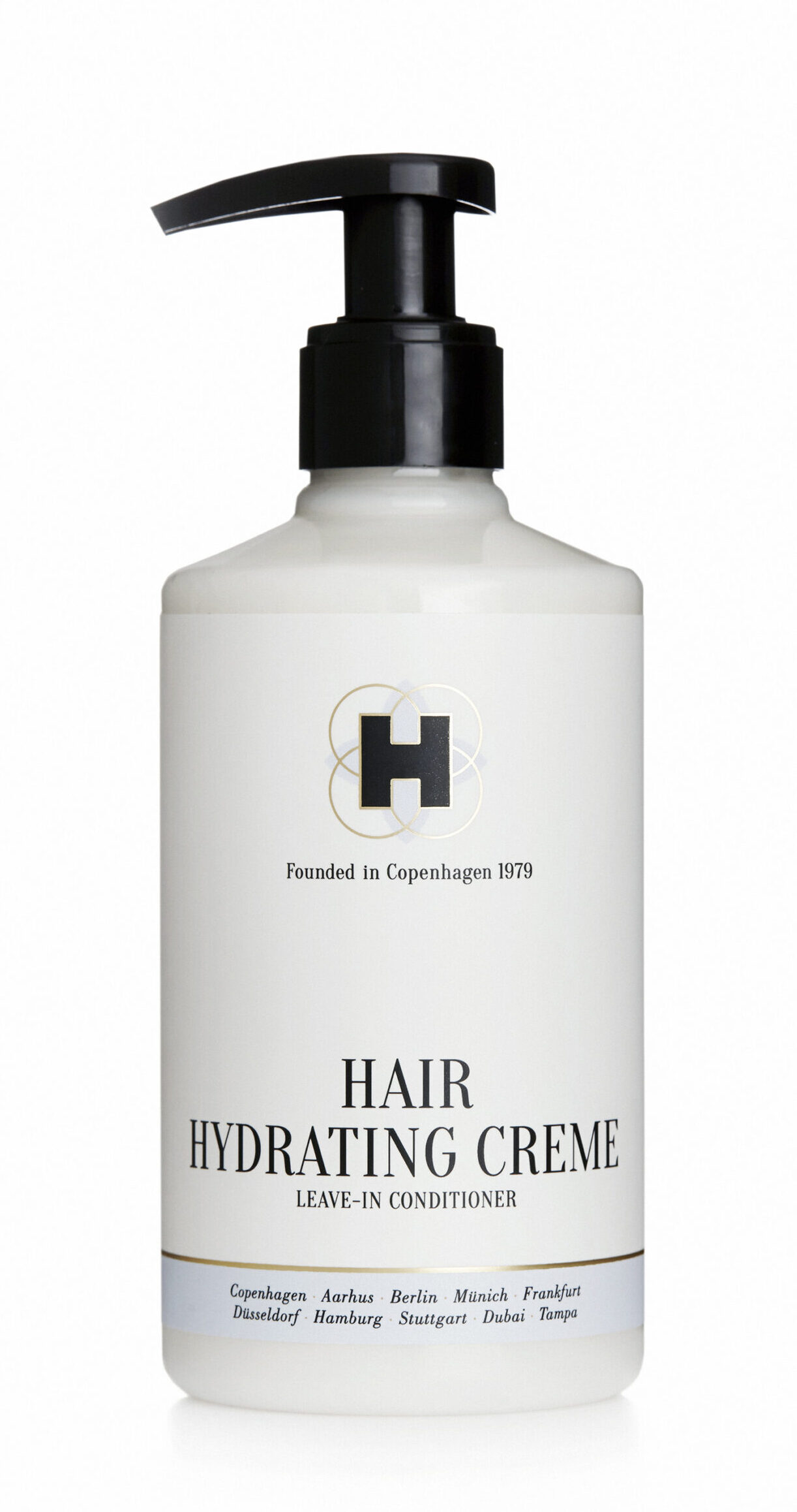 Hårklinikken, hårkur, shampoo, leave-in, hårpleje