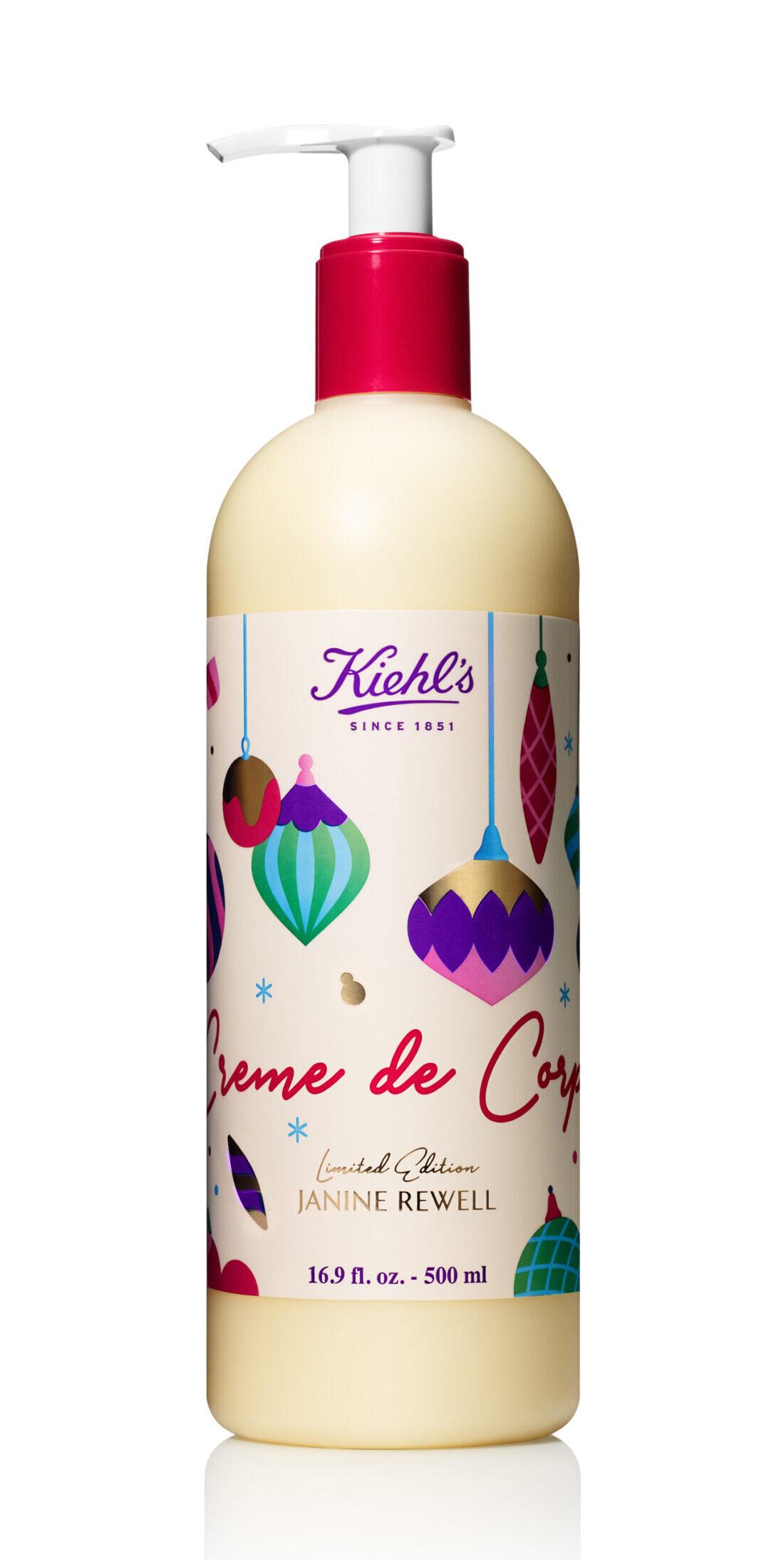 Kiehl's bestsellere, Kiehl's, ansigtscreme, serum, bodylotion, kropscreme,