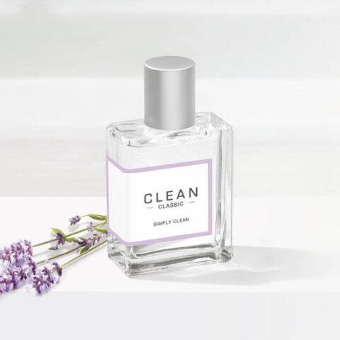 11. Frisk og ren Clean parfume