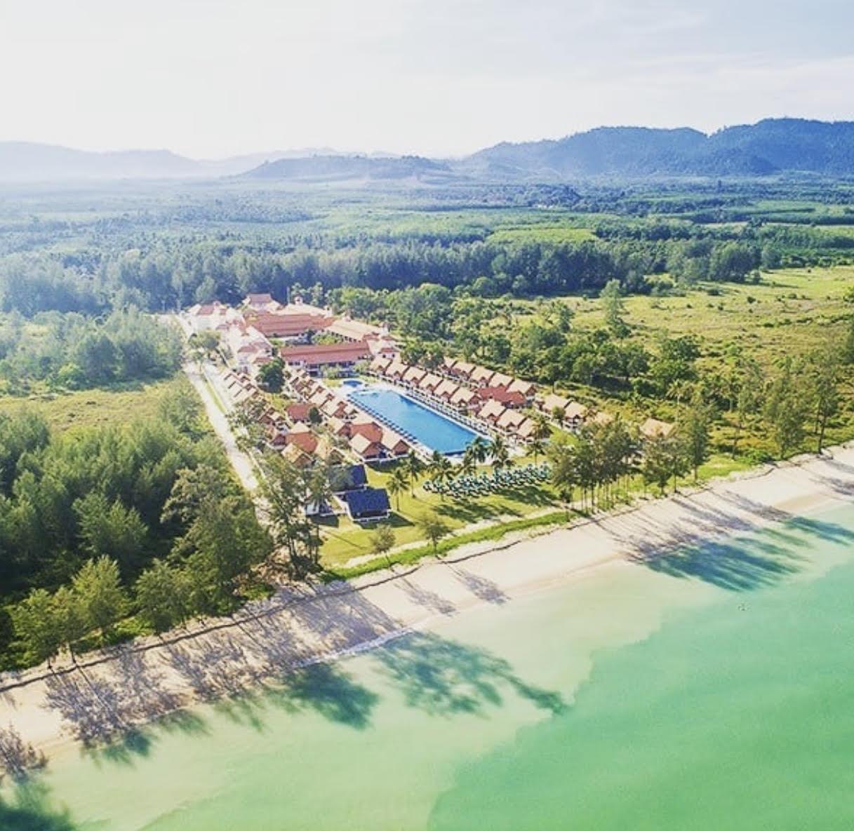 Thailand, Le menara Beachfront Hotel, khao Lak, Thailand