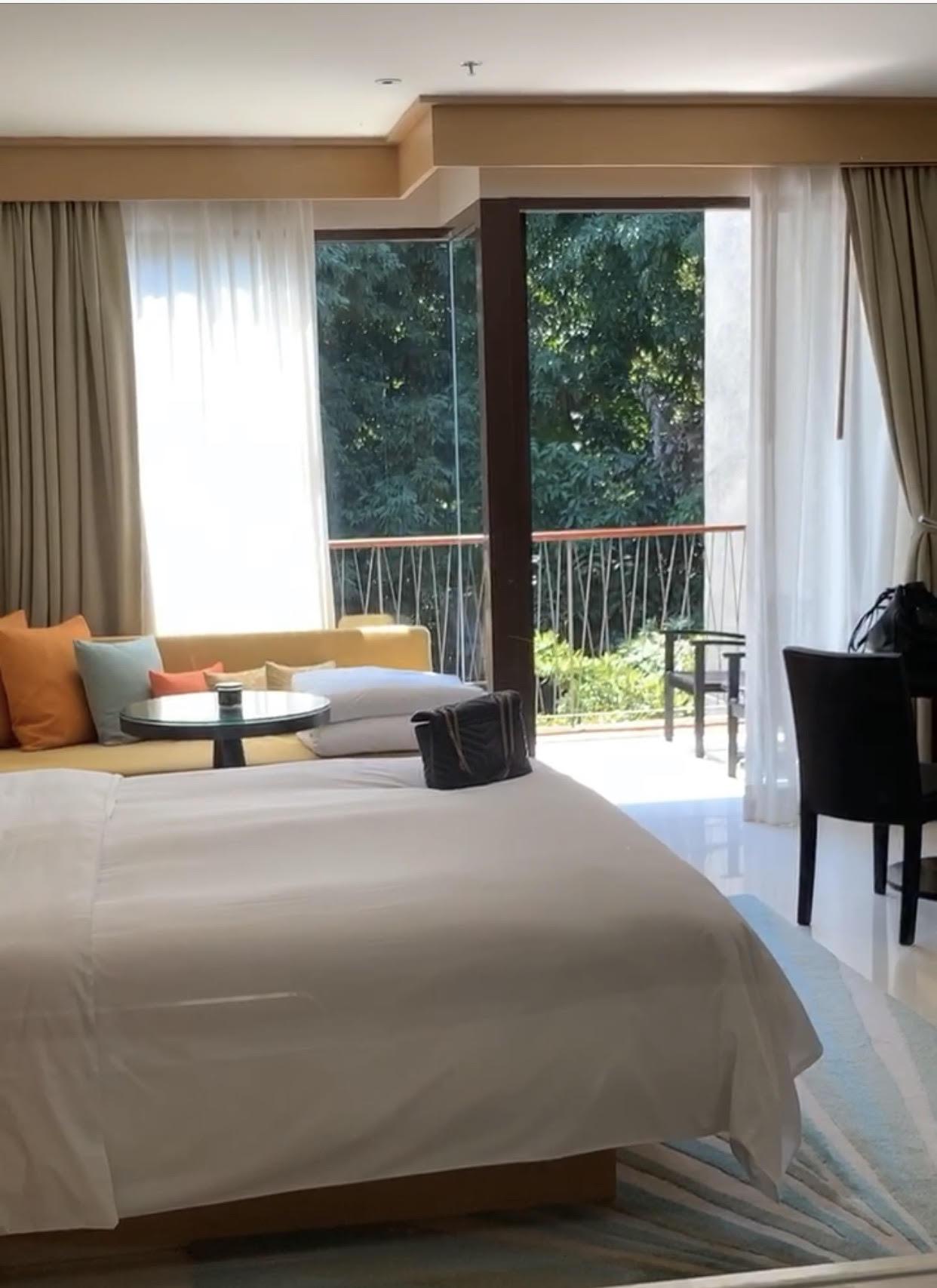 Renaissance Phuket,hotel, værelse, ferie
