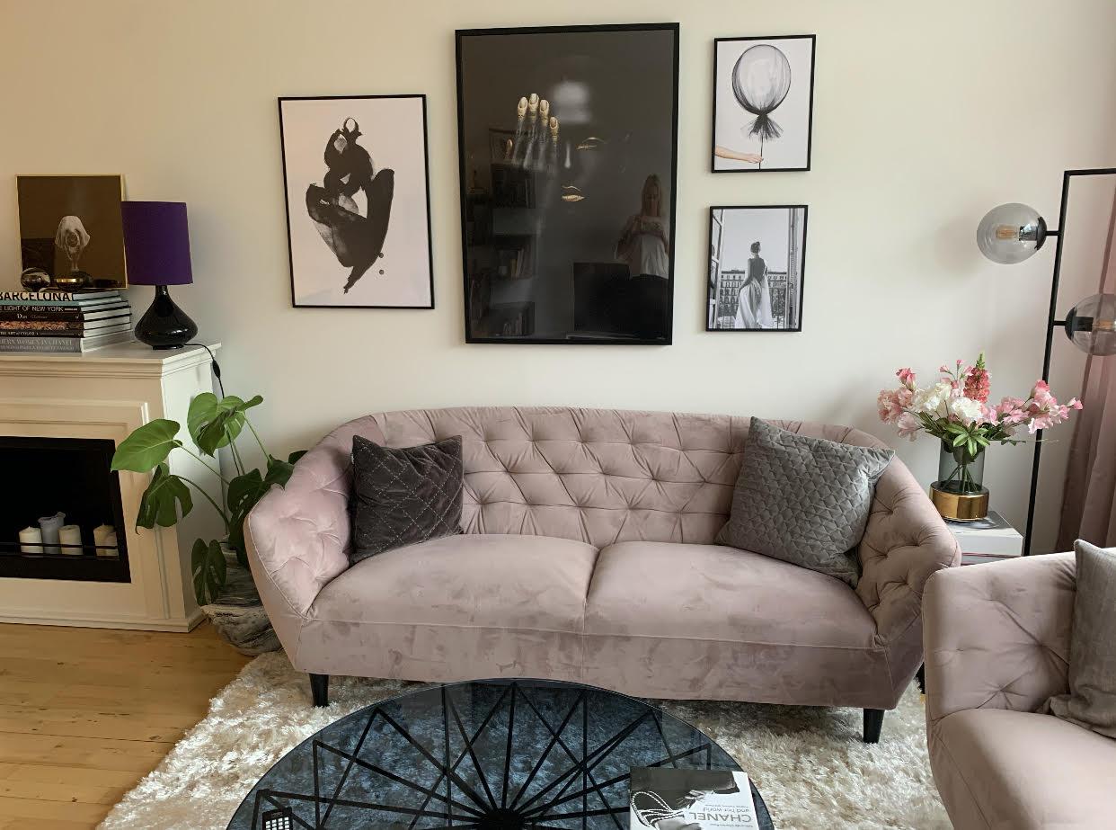 BGA, plakater, billeder, hjem, indretning, bolig