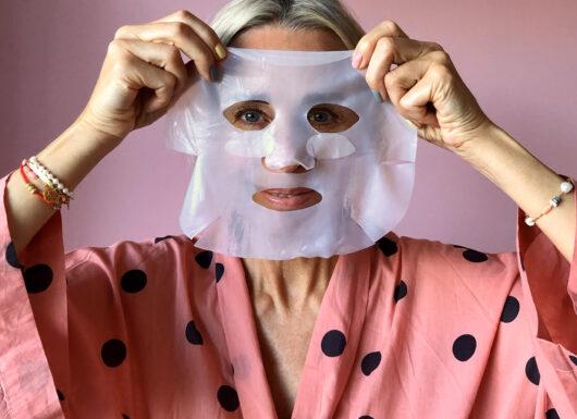 Forever Living, Aloe Vera, sheet maske, aloe bio-cellulose mask, ansigtsmaske,