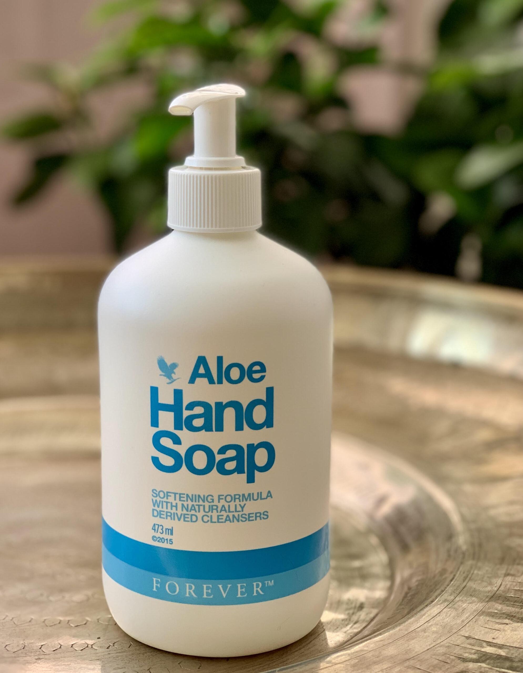 Aloe Apropolis, tørre hænder, fødder, hudpleje, håndcreme, Forever Living