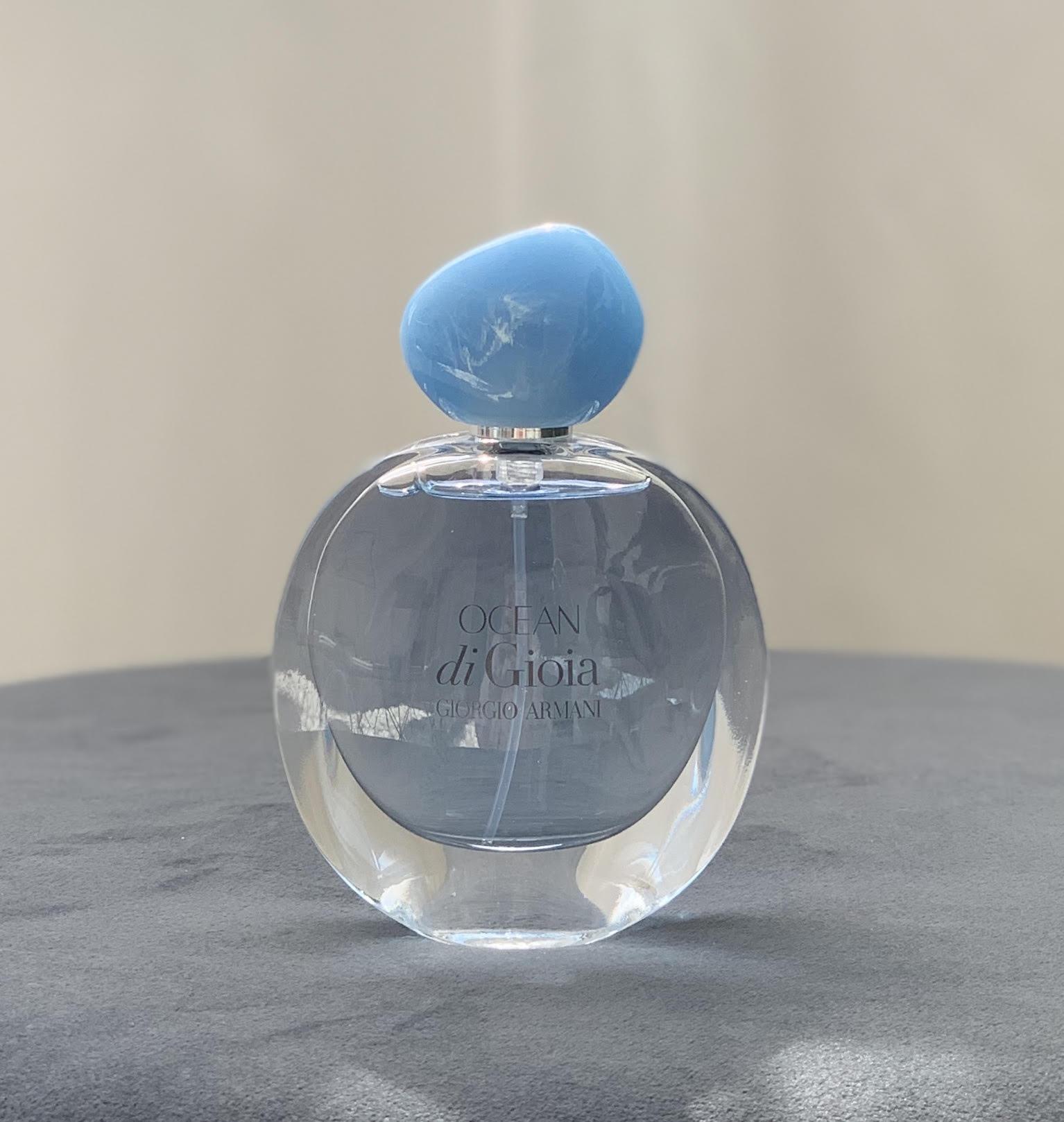 Parfume, sommerparfumer, lette dufte, Ocean di Gioia, Giorgio Armani