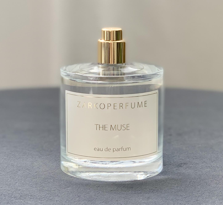 Parfume, sommerparfumer, lette dufte, The Muse, Zarkoperfume