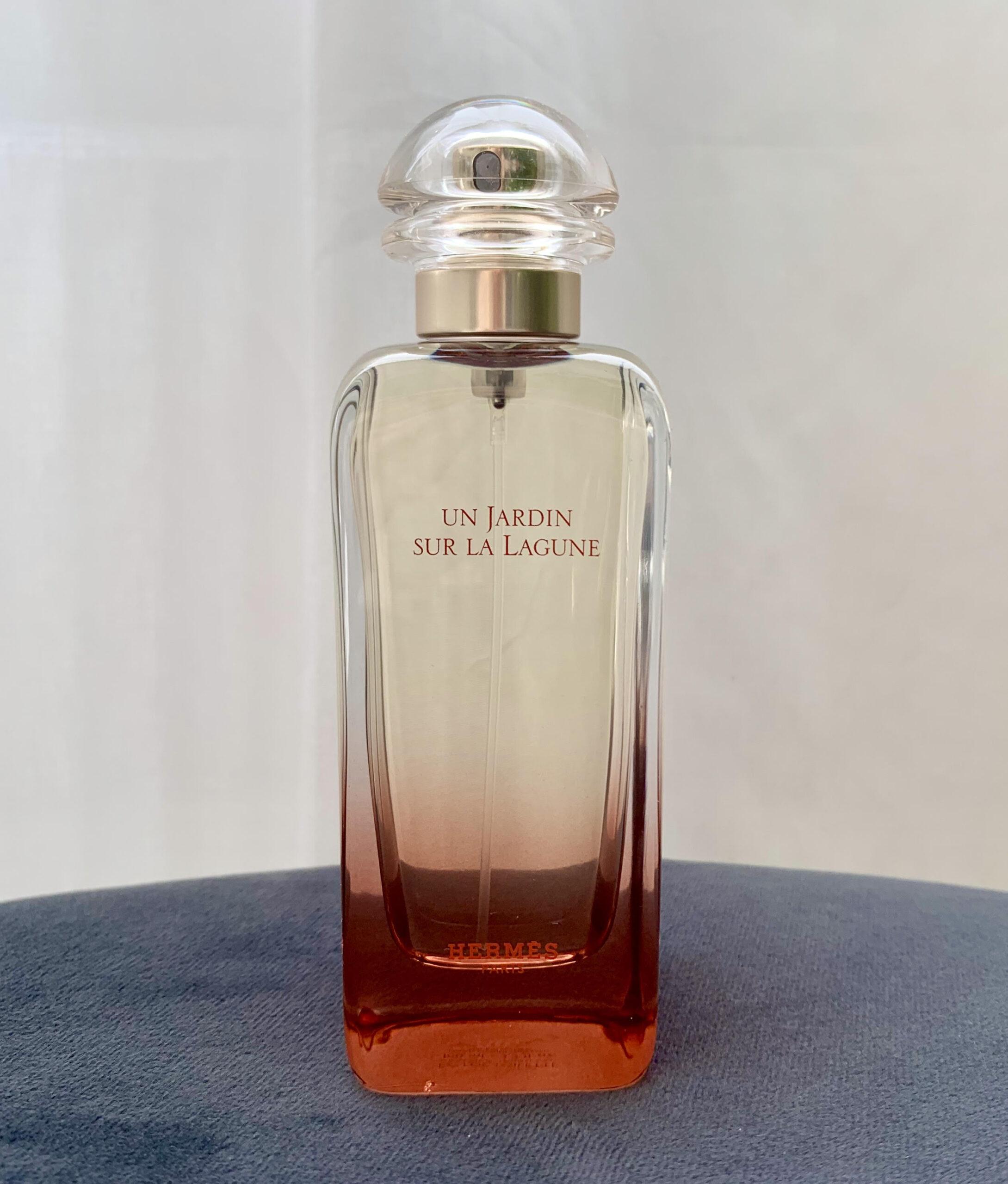 Parfume, sommerparfumer, lette dufte, Un Jardin Sur La Lagune, Hermes