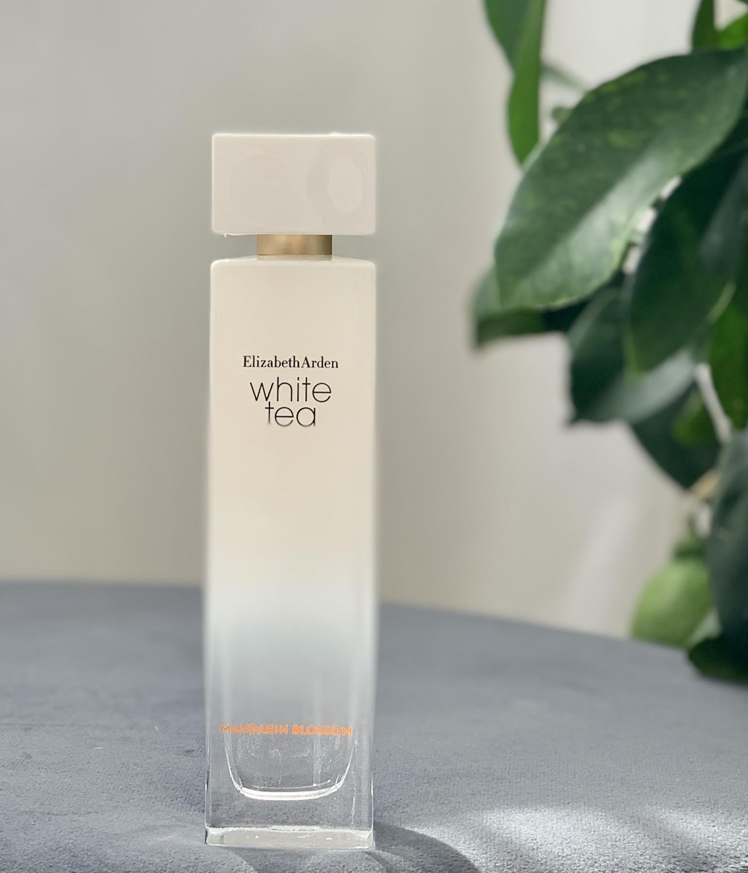 Parfume, sommerparfumer, lette dufte, White Tea Mandarin Blossom, Elizabeth Arden