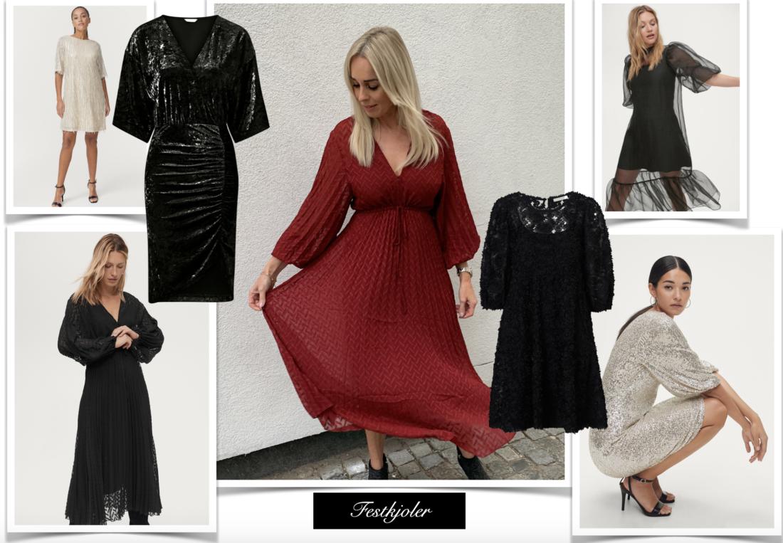 Kjoler, Ellos, festkjoler, mode