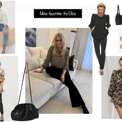 Budgetvenlig mode fra Ellos