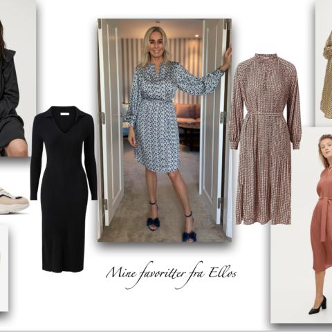 Mine kjolefavoritter fra Ellos
