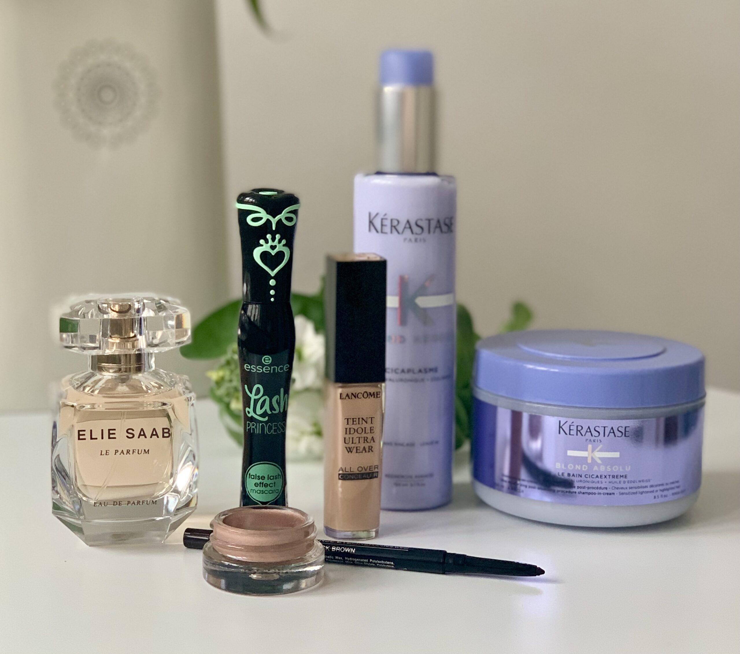 Cocopanda, mascara, shampoo, makeup, parfume,